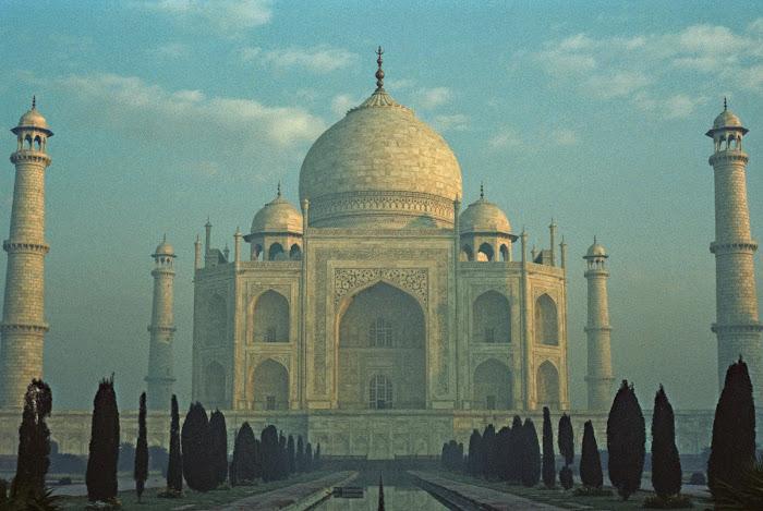 Agra, Taj Mahal, © L. Gigout, 1991