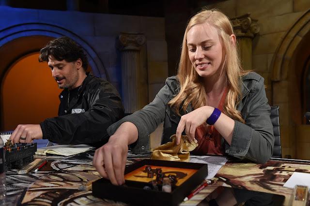 Opinión - Cuando los famosos juegan Dungeons & Dragons