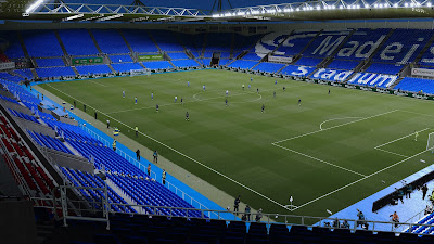 PES 2020 Madejski Stadium