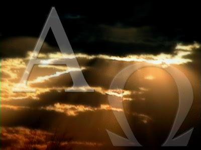 O que Alpha e Omega significa quando usado na Bíblia?