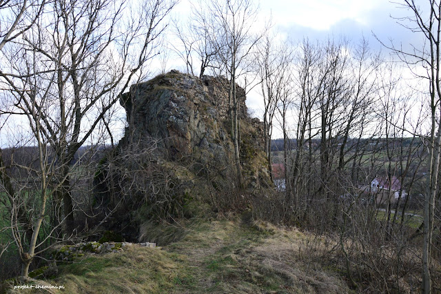 Zamek Podskale w Rząsinach