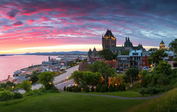 Discover Tourism and travel in Quebec, Canada