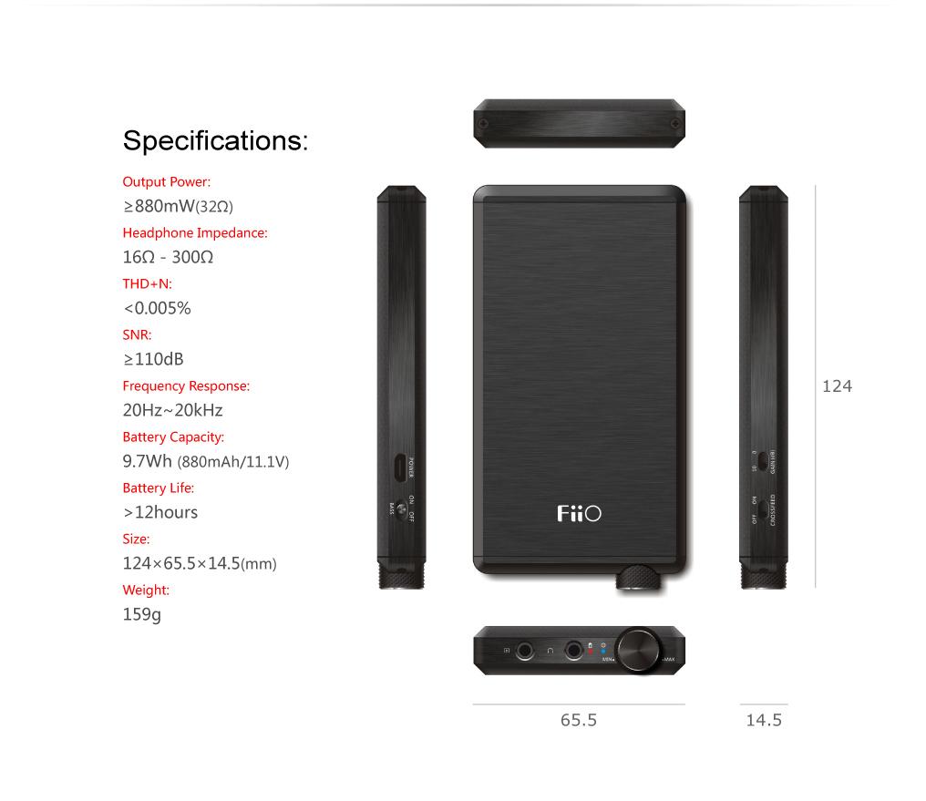 The Fiio E12