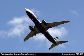 AVIÓN BOEING 737 NETX GEN EI-EVY