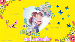 Cute & Sweet Birthday Wishes for your Mother