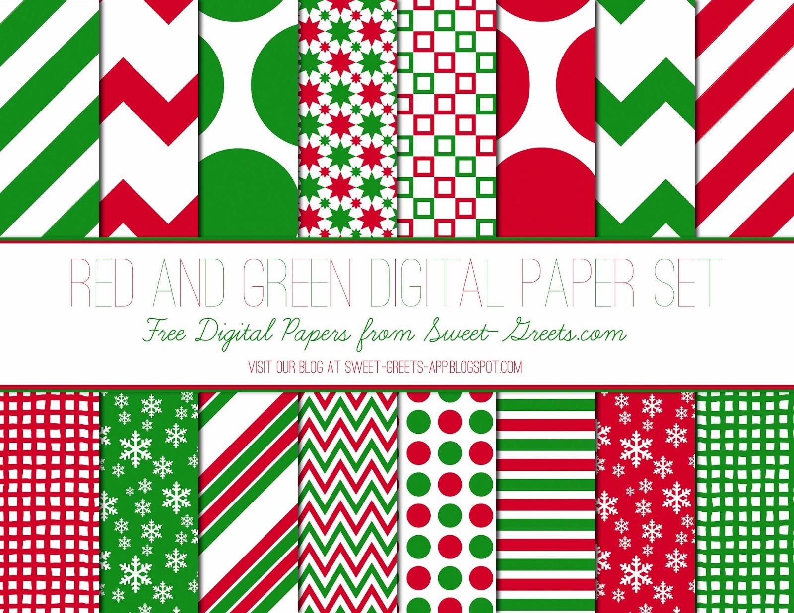 Printable paper backgrounds christmas - Jpg 1600x1237 Christmas Digital Scrapbook Background