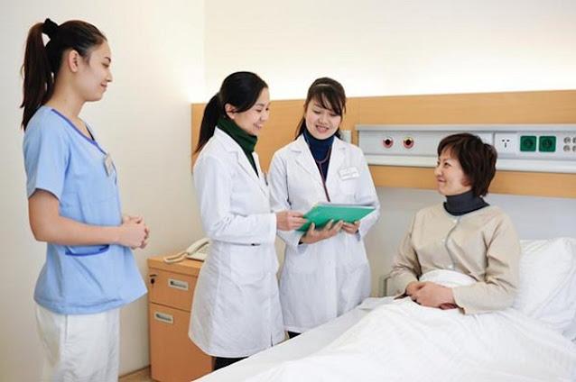 Đồng phục cần tuân thể hiện được đặc trưng ngành nghề và điểm riêng của cơ sở y tế