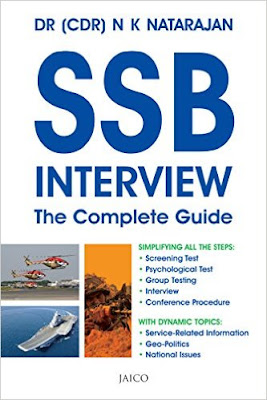 Download Free SSB Interview the Complete Guide by NK Natarajan PDF