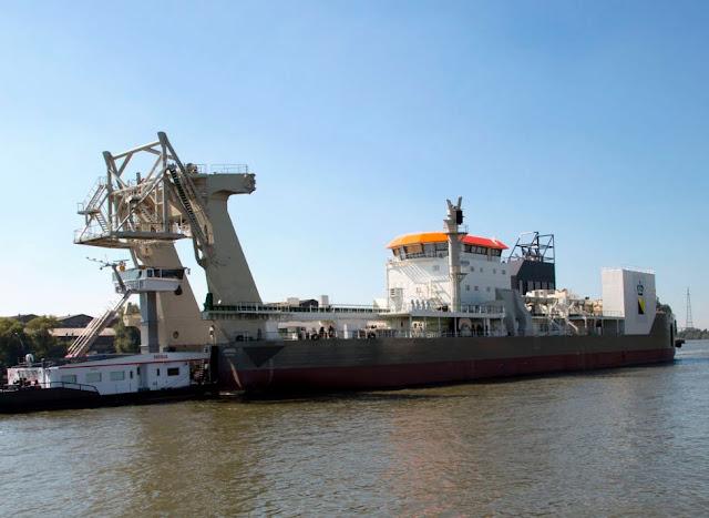 PT.Cahya Mentari Cemerlang: Azov-Black Sea Basin Dredging ... on