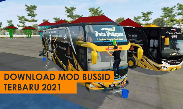 Download Mod Bussid Terbaru 2021