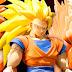 Divulgadas as imagens oficiais do Goku Super Sayajin 3 (versão 2.0), da S.H.Figuarts!