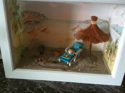 Brigitte, Miniature