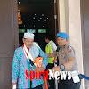 Personiel Polda Sulsel, Utamakan Keselamatan dan Keamanan JCH Di Asrama Serta di Bandara Hasanuddin Makassar