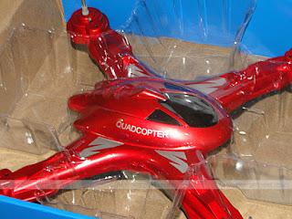 H501S Gimbal mount
