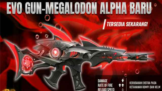 Harga Atau Total Diamond Untuk Spin Scar Megalodon Alpha Mediarale