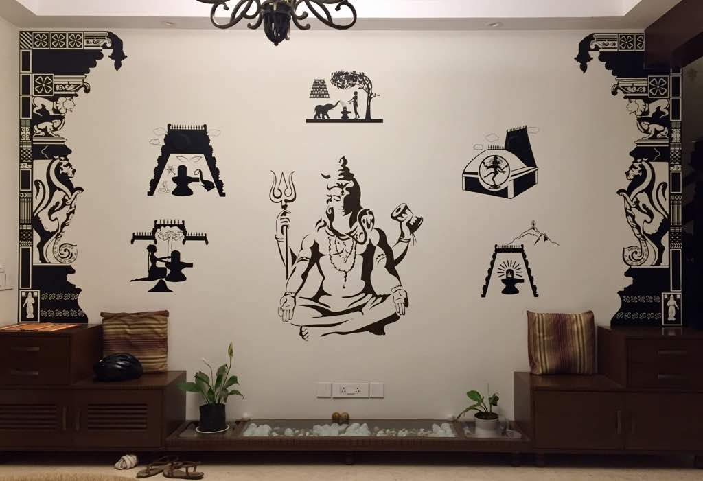 KCwalldecals Offers Only Premium Quality Wall Decals Made Of World Class  German Vinyl. The Thickness Of The Material Is 80 Microns.