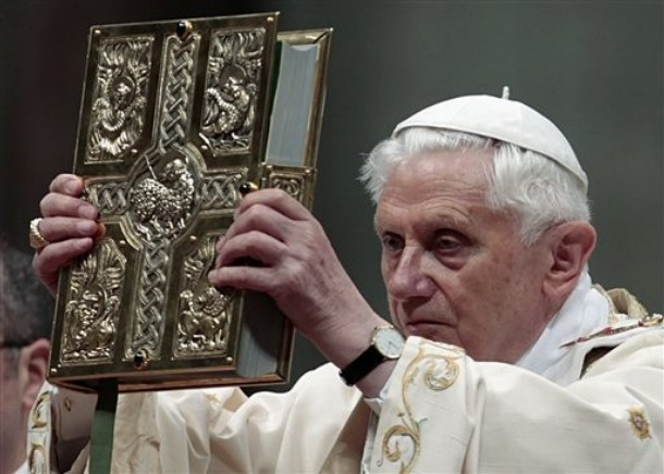 "Image result for ""benedict xvi easter"""