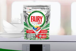 Prueba Fairy Platinum Plus