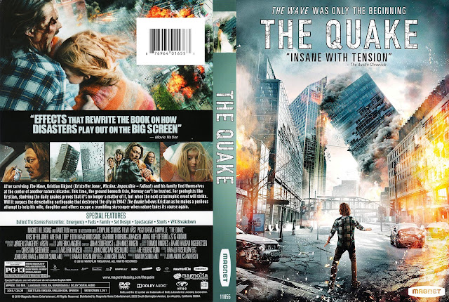 The Quake DVD Cover