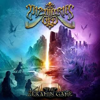 """Ο δίσκος των Memories of Old """"The Zeramin Game"""""""