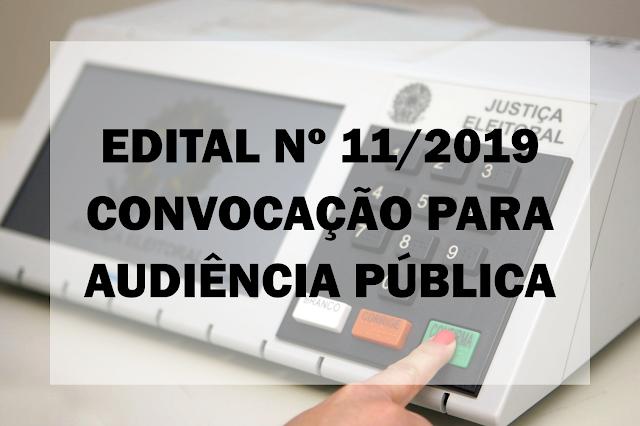 Tupanatinga promove audiência pública para revisão de eleitorado e incorporação de dados biométricos