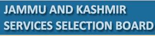 JKSSB Recruitment 04 of 2021