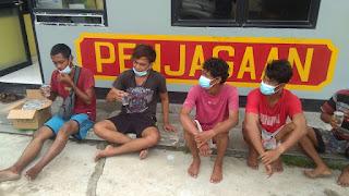 KSOP Marunda Siapkan Penanganan 7 Awak Kapal Ikan Yang Selamat di Perairan Kepulauan Seribu