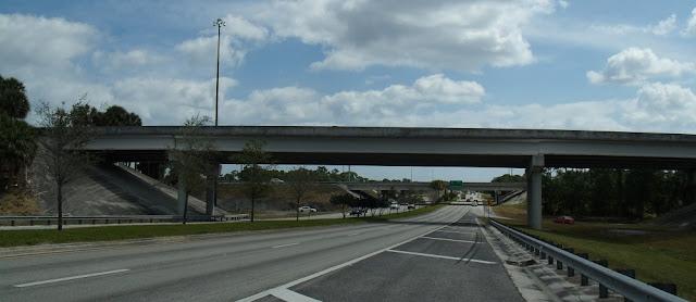 Puente del Florida Turnpike sobre la SR 706