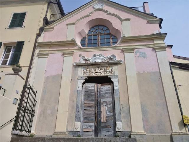 Chiesa Assunta della Costa Levanto