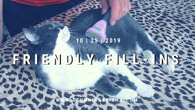 Feral Friday With Special Guest Bloopers