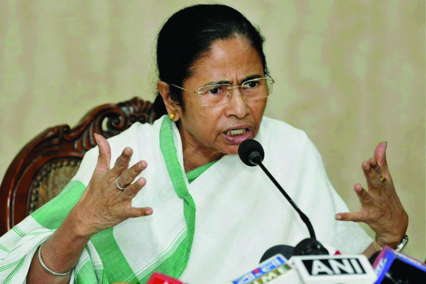 पश्चिम बंगाल: शहीद दिवस पर गरजीं ममता बनर्जी , 'बीजेपी हटाओ' कैंपेन का ऐलान
