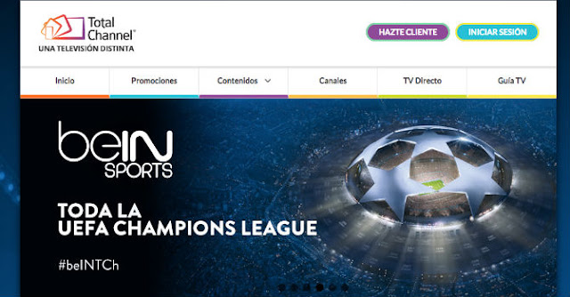 La Champions da el golpe definitivo al Total Channel de Roures