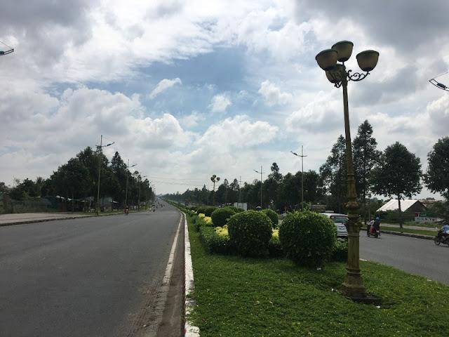 Làm đường nối quận Ô Môn, TP. Cần Thơ với tỉnh Kiên Giang hơn 1.300 tỷ đồng - datnencantho.info