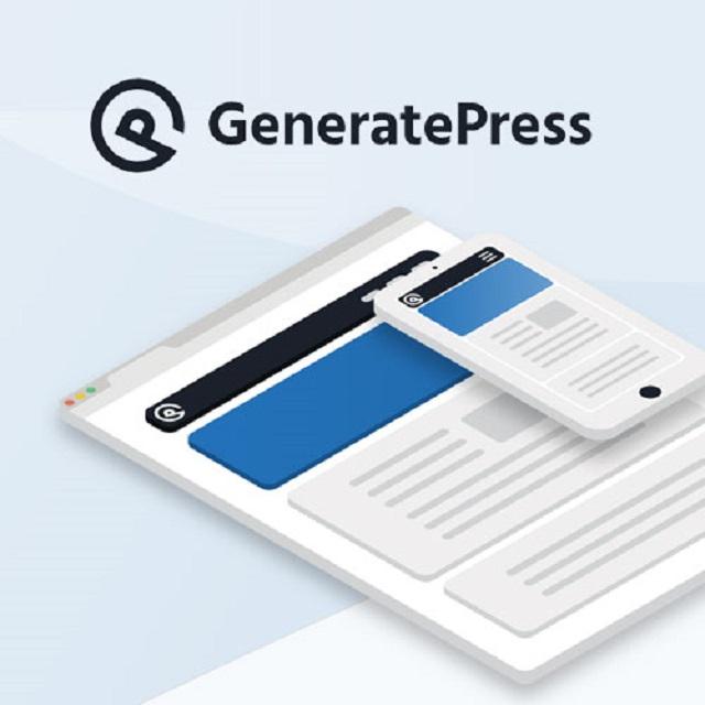 GeneratePress Plugin Premium Lisence