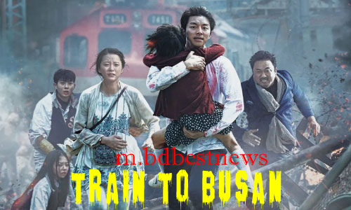 Hindi New Dubbed Movie Train to Busan 2020
