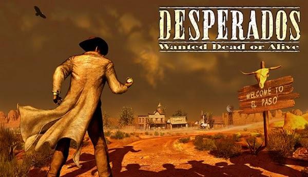 تحميل لعبة Desperados Wanted Dead or Alive للكمبيوتر تورنت