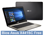 Bios Laptop Asus X441sc Free Download