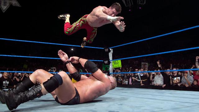Eddie Guerrero az utolsó, aki tussal legyőzte Brock Lesnart egy WWE Bajnoki Címért