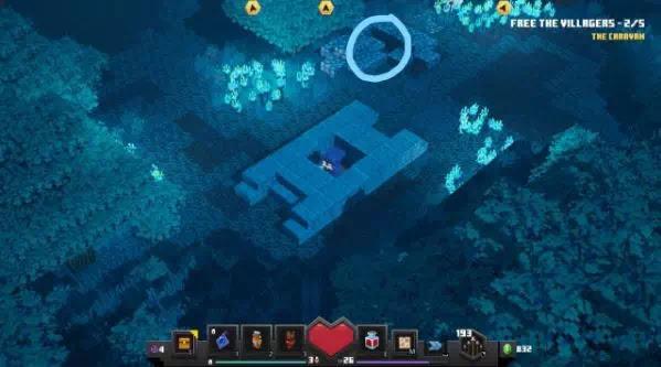 Letak Lokasi Semua Rune di Minecraft Dungeons-1