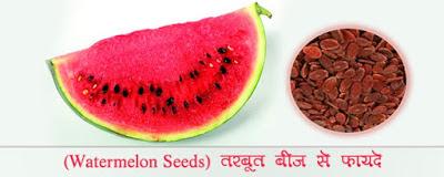 अमूल्य तरबूत बीज Watermelon Seeds in Hindi