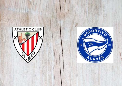 Athletic Club vs Deportivo Alavés -Highlights 10 April 2021