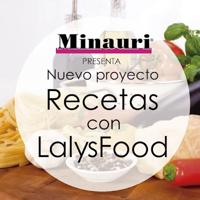 Cocina con @Minauri &Lalysfood