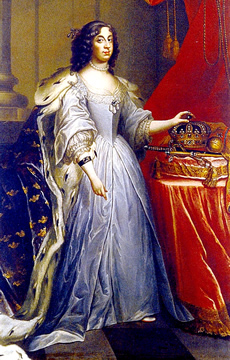 Christina Vasa - Swedish Monarch