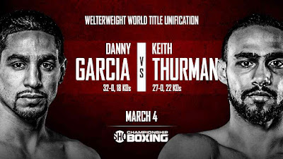 thurman vs garcia, pelea resultado