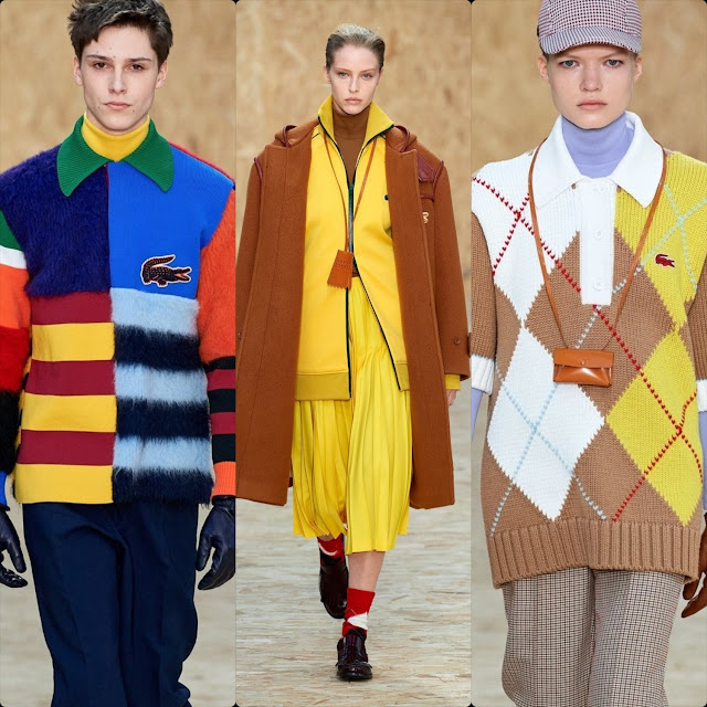 Lacoste Fall-Winter 2020-2021 Paris by RUNWAY MAGAZINE