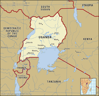 Uganda became an independent country on 9 October 1962
