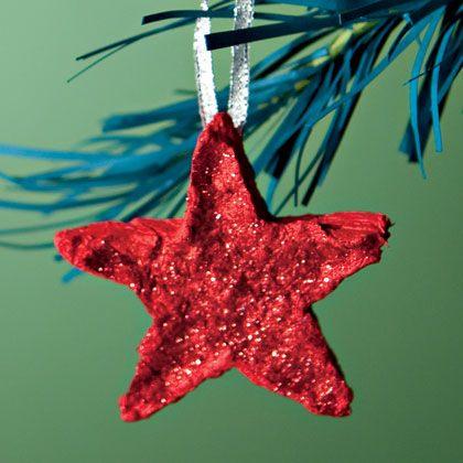 Homemade-Paper Stars