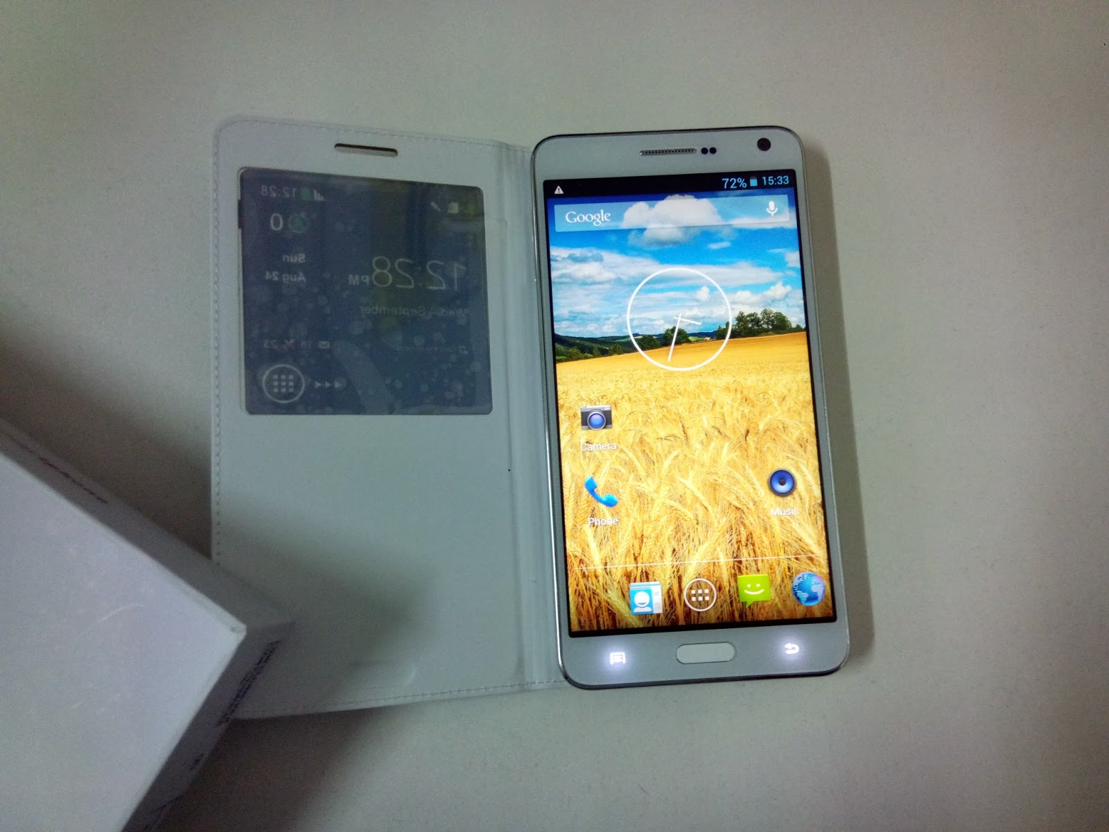 derniers android t l phone et tablette pc avis meilleure samsung galaxy s5 clone goophone s5. Black Bedroom Furniture Sets. Home Design Ideas