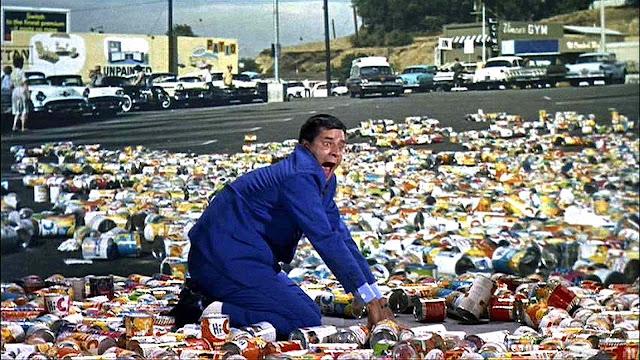 Jerry Lewis craziness
