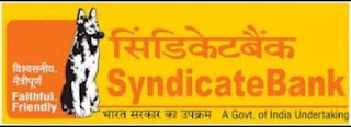 Syndicate Bank PO Recruitment 2018-019